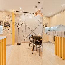 Фото из портфолио Квартира в Доме на Беговой – фотографии дизайна интерьеров на InMyRoom.ru