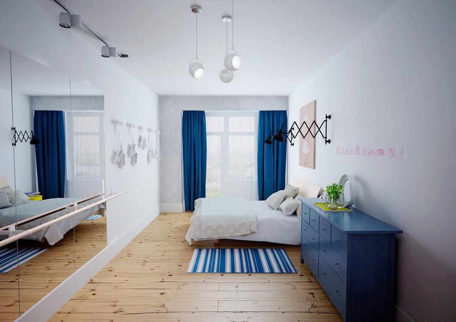 Фотография: Спальня в стиле Скандинавский, Квартира, Дома и квартиры, IKEA, Проект недели – фото на InMyRoom.ru