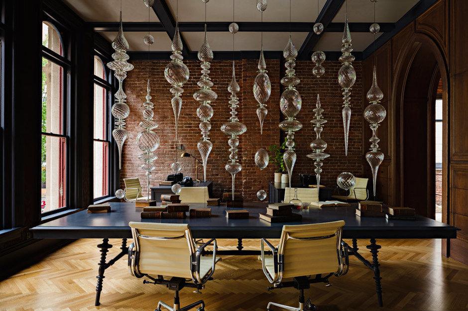 Фотография: Офис в стиле Лофт, Современный, Эклектика, Офисное пространство, Дома и квартиры, Проект недели, Готический – фото на InMyRoom.ru