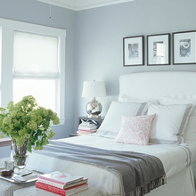 Фотография: Спальня в стиле Кантри, Декор интерьера, Декор дома, Цветы – фото на InMyRoom.ru