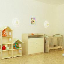 Фотография: Прихожая в стиле Современный, Детская, Интерьер комнат – фото на InMyRoom.ru