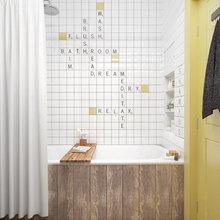 Фото из портфолио Дизайн небольшой квартиры для девушки от INT2 – фотографии дизайна интерьеров на InMyRoom.ru