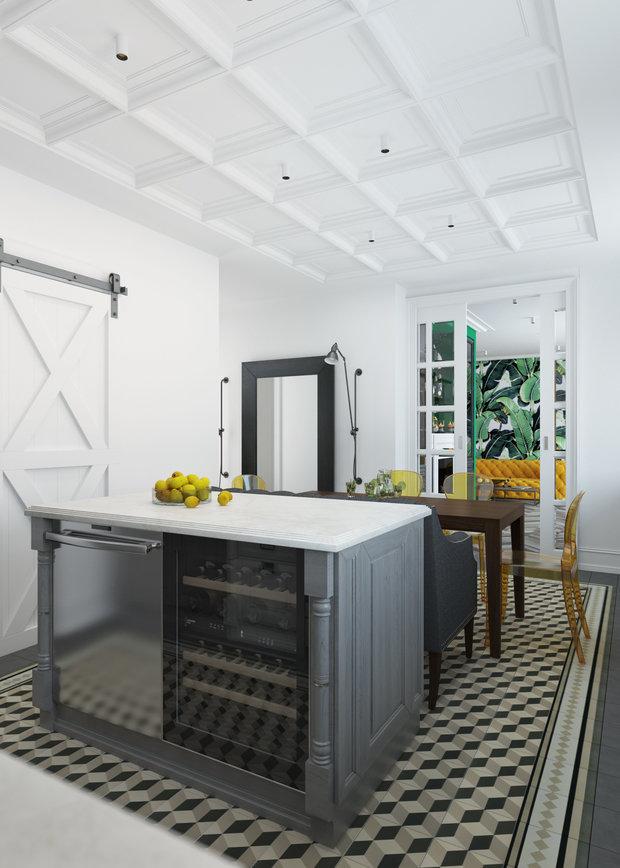Фотография: Кухня и столовая в стиле Классический, Современный, Советы, Юлия Чернова – фото на InMyRoom.ru
