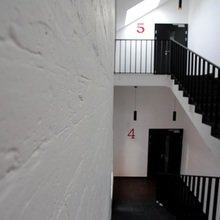 Фотография: Прихожая в стиле Лофт, Дома и квартиры, Городские места, Отель, Москва – фото на InMyRoom.ru