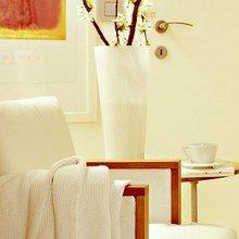 Фотография: Мебель и свет в стиле Скандинавский, Спальня, Интерьер комнат, Переделка – фото на InMyRoom.ru