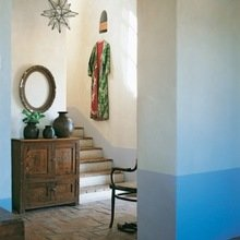 Фотография: Прихожая в стиле Восточный, Интерьер комнат, Ковер – фото на InMyRoom.ru