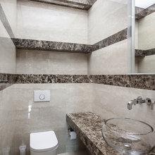 Фото из портфолио Квартира в Голутвинском пер. 170 м2. 2014 год – фотографии дизайна интерьеров на INMYROOM
