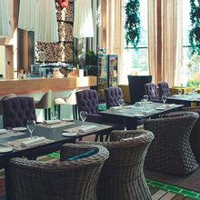 Фото из портфолио Ресторан Водный – фотографии дизайна интерьеров на INMYROOM
