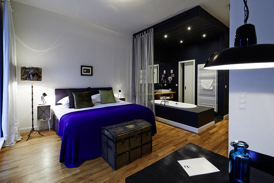 Фотография: Спальня в стиле , Квартира, Германия, Дома и квартиры – фото на InMyRoom.ru