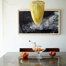 Фотография: Декор в стиле Кантри, Декор интерьера, DIY, Советы, Люстра – фото на InMyRoom.ru