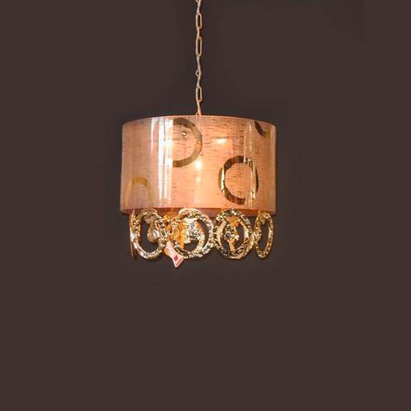 Купить Подвесной светильник Eurolampart Rings на арматуре из кованного железа, inmyroom, Италия