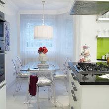 Фотография: Кухня и столовая в стиле Скандинавский, Современный, Хай-тек, Эклектика – фото на InMyRoom.ru