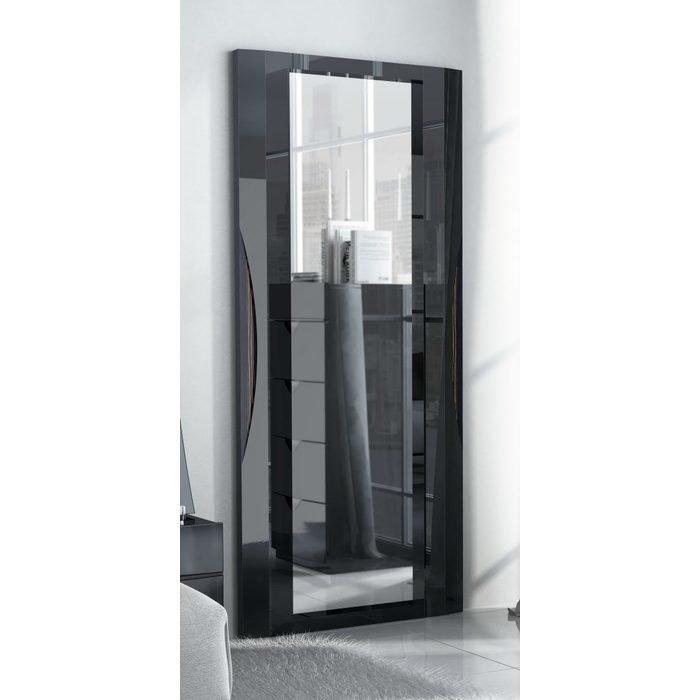 Напольное Зеркало FENICIA MARBELLA черный