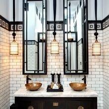 Фотография: Ванная в стиле Восточный, Квартира, Советы, Ремонт на практике – фото на InMyRoom.ru