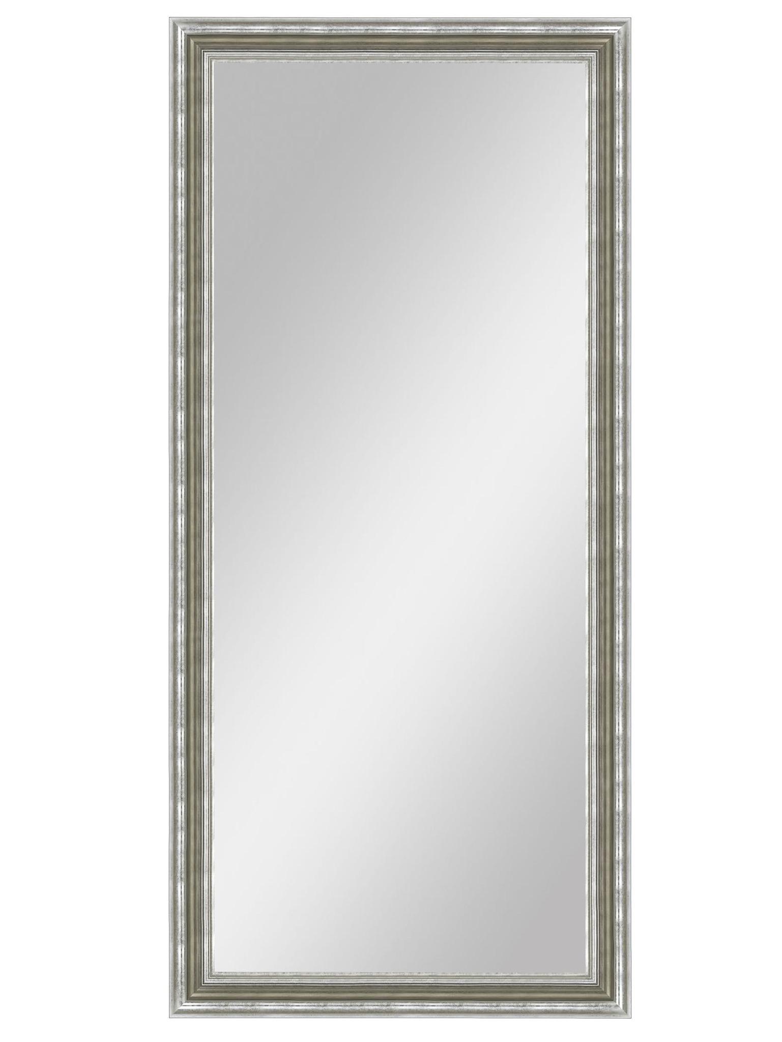 Купить Зеркало напольное Верона в серебряной раме, inmyroom, Россия