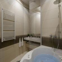 Фото из портфолио Дизайн-проект квартиры в Минске – фотографии дизайна интерьеров на INMYROOM