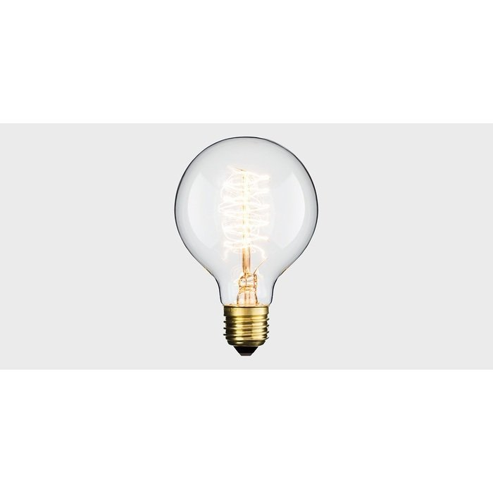 Ретро-лампа Tesla Spiral