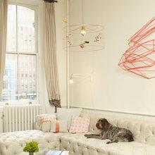 Фото из портфолио Уникальный ЛОФТ-Дизайн, Нью-Йорк – фотографии дизайна интерьеров на InMyRoom.ru