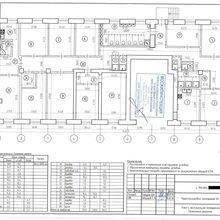 Фото из портфолио Согласование перепланировки нежилого помещения – фотографии дизайна интерьеров на INMYROOM