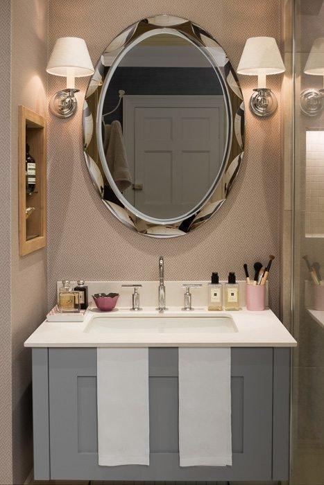 Фотография: Ванная в стиле Современный, Декор интерьера, Квартира, Англия – фото на InMyRoom.ru