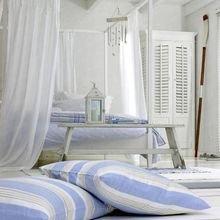Фотография: Спальня в стиле , Декор интерьера, Дома и квартиры, Городские места, Дача, Морской – фото на InMyRoom.ru