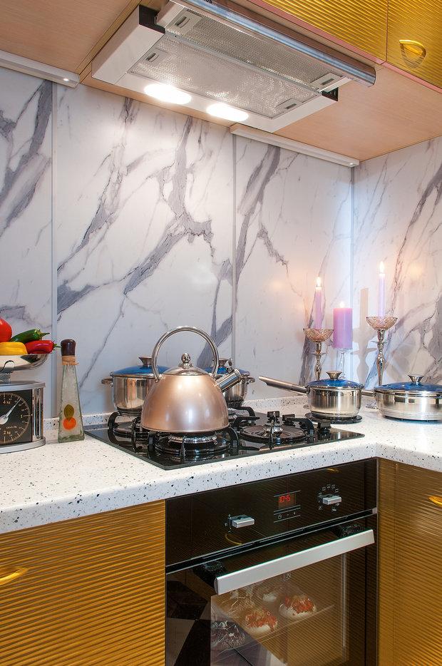Фотография: Кухня и столовая в стиле Современный, Эклектика, Гостиная, Дом, Дома и квартиры – фото на InMyRoom.ru