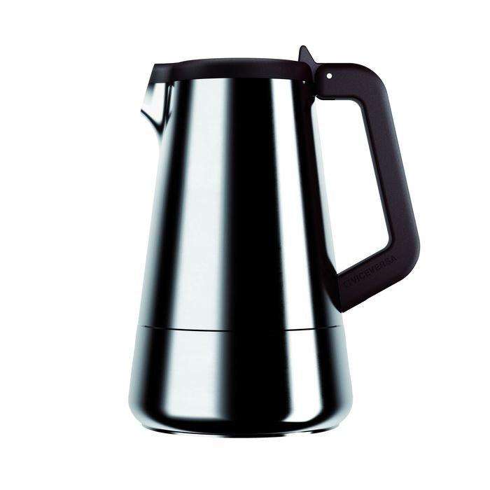 Кофейник viceversa «cofee maker», малый, черный