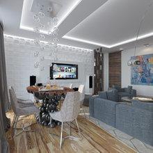 Фото из портфолио ЖК Да Винчи дизайн интерьера – фотографии дизайна интерьеров на INMYROOM