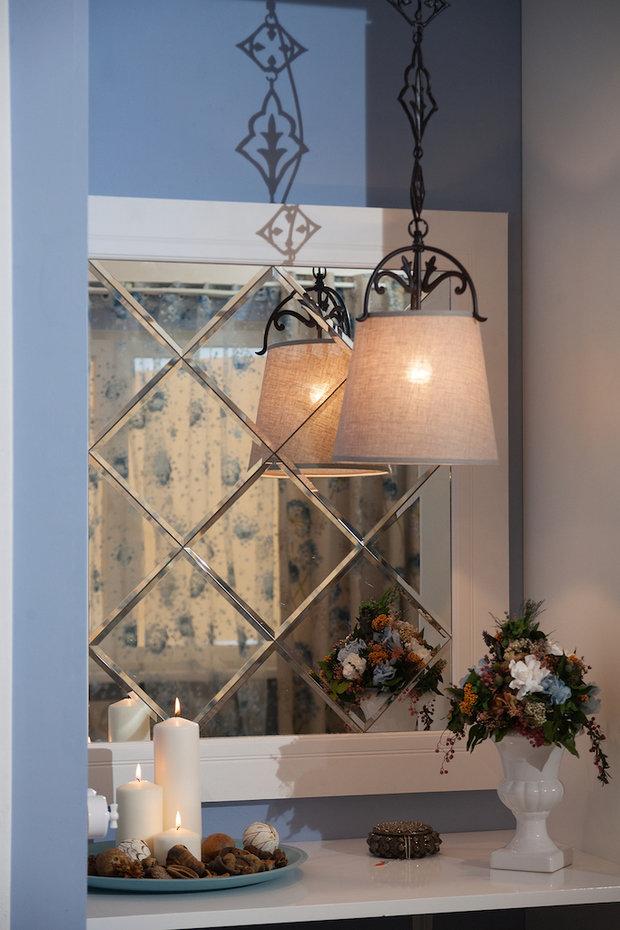 Фотография: Декор в стиле Прованс и Кантри, Спальня, Интерьер комнат – фото на InMyRoom.ru