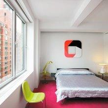 Фотография: Спальня в стиле Лофт, Современный, Дизайн интерьера, Декор – фото на InMyRoom.ru