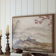 Фотография: Аксессуары в стиле Кантри, Восточный, Классический, Декор интерьера, Декор дома, Картины – фото на InMyRoom.ru