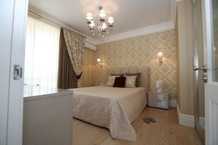 Фото из портфолио Квартира бизнес-леди. – фотографии дизайна интерьеров на INMYROOM
