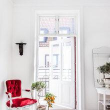 Фото из портфолио Идеальное сочетание старого и нового – фотографии дизайна интерьеров на INMYROOM