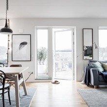 Фото из портфолио  Mölndalsvägen 67. Гетеборг – фотографии дизайна интерьеров на InMyRoom.ru
