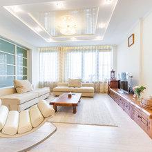 Фото из портфолио Минимализм по- корейски – фотографии дизайна интерьеров на InMyRoom.ru