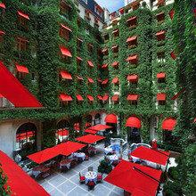 Фотография: Архитектура в стиле , Дома и квартиры, Городские места, Отель – фото на InMyRoom.ru