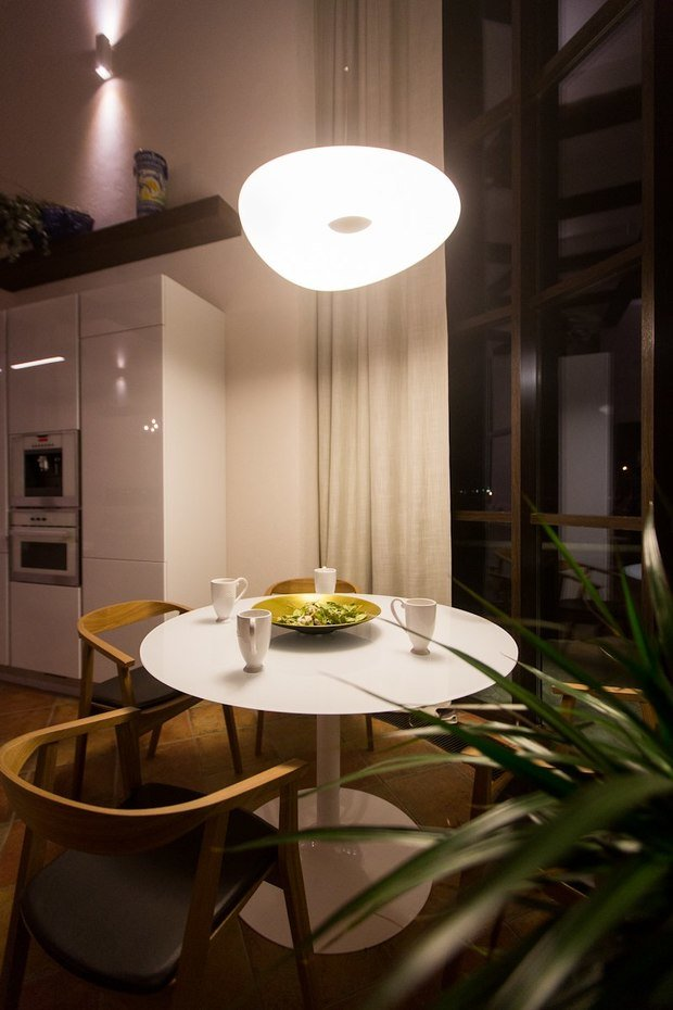 Фото из портфолио Испанский дом: опыт интерпретации средиземноморского стиля – фотографии дизайна интерьеров на INMYROOM