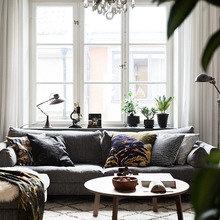 Фото из портфолио  Sveavägen 62 – фотографии дизайна интерьеров на InMyRoom.ru
