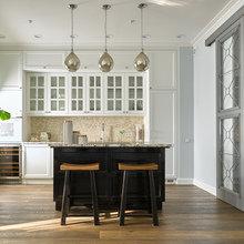 Фотография: Кухня и столовая в стиле Классический, Современный, Квартира, Проект недели, Надя Зотова – фото на InMyRoom.ru