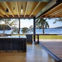 Фото из портфолио Дом для отдыха в живописном месте – фотографии дизайна интерьеров на INMYROOM