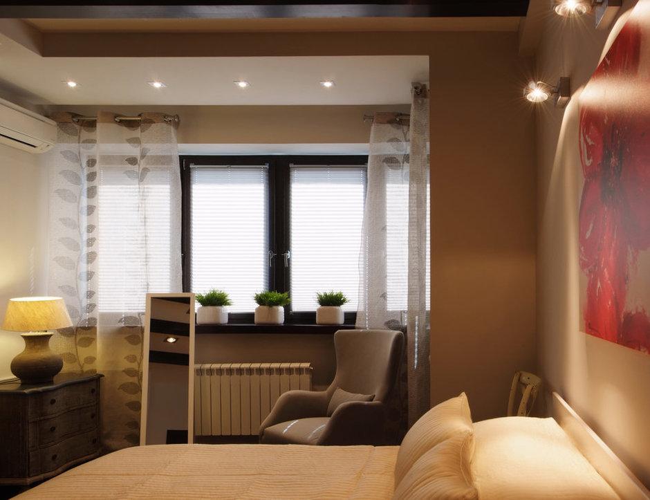 Фотография: Спальня в стиле Прованс и Кантри, Классический, Современный, Декор интерьера, Квартира, Дома и квартиры, Стена – фото на InMyRoom.ru