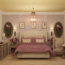 Фото из портфолио Спальня в городской квартире. – фотографии дизайна интерьеров на InMyRoom.ru