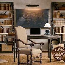 Фото из портфолио Кабинеты – фотографии дизайна интерьеров на InMyRoom.ru