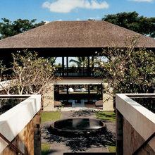 Фотография: Архитектура в стиле , Дома и квартиры, Городские места, Отель, Бали – фото на InMyRoom.ru