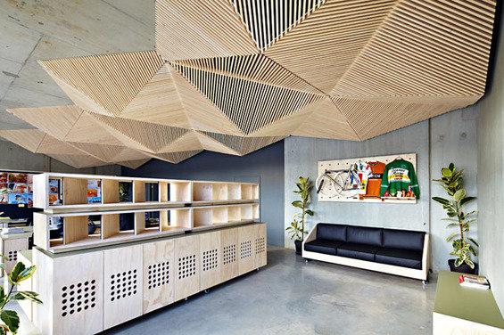 Фотография: Мебель и свет в стиле Лофт, Эко, Офисное пространство, Офис, Дома и квартиры – фото на INMYROOM
