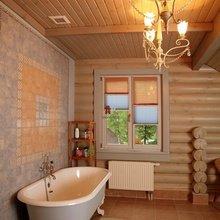 Фотография: Ванная в стиле Кантри, Классический, Скандинавский, Интерьер комнат, Марокканский – фото на InMyRoom.ru