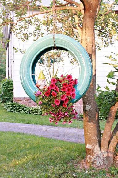 Фотография: Ландшафт в стиле , Декор интерьера, DIY, Флористика, Аксессуары, Декор, Дом и дача – фото на InMyRoom.ru