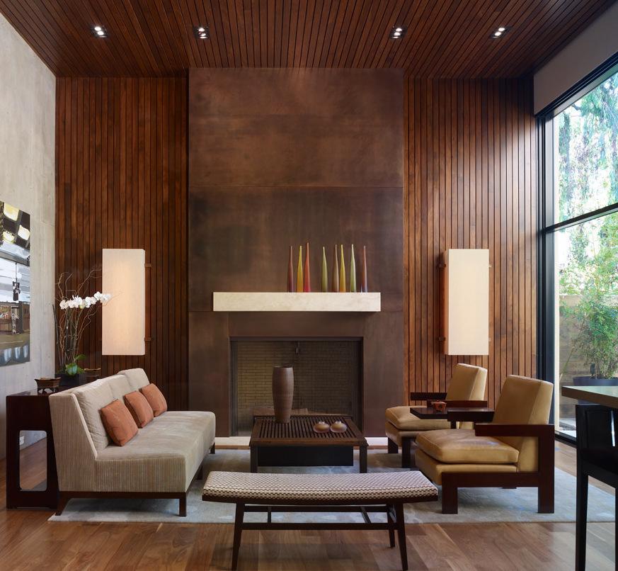 Отделка стен деревом: 9 вариантов на любой бюджет — INMYROOM