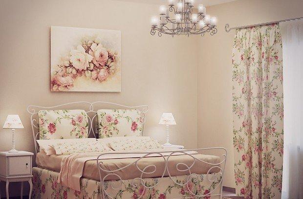 Спальня в стилі Прованс