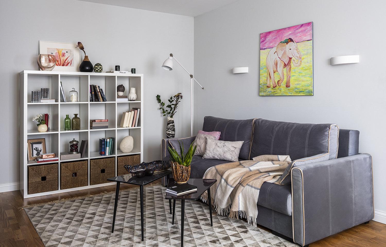 Как малогабаритку превратить в удобное жилье: 12 вариантов